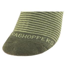 Craghoppers NosiLife Socks Twin Pack Herren parka green/dry grass